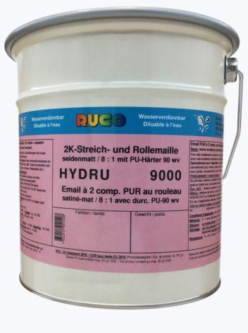 Wir streichen unseren Wohnwagen - Hydru 9000 2K Lack zum Streichen