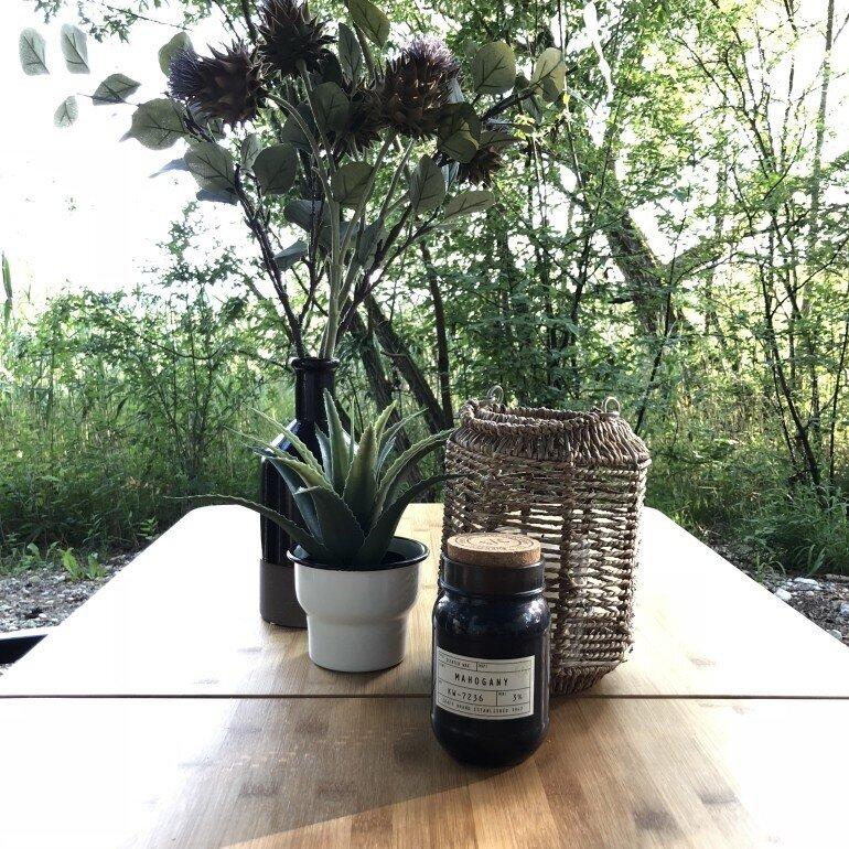 ethno style pflanzen wohnwagen camping, outdoor, interieur, mysmallhouse.de