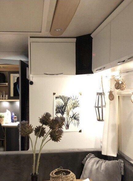 ethno style pflanzen wohnwagen camping outdoor mysmallhouse.de, interieur, bilder