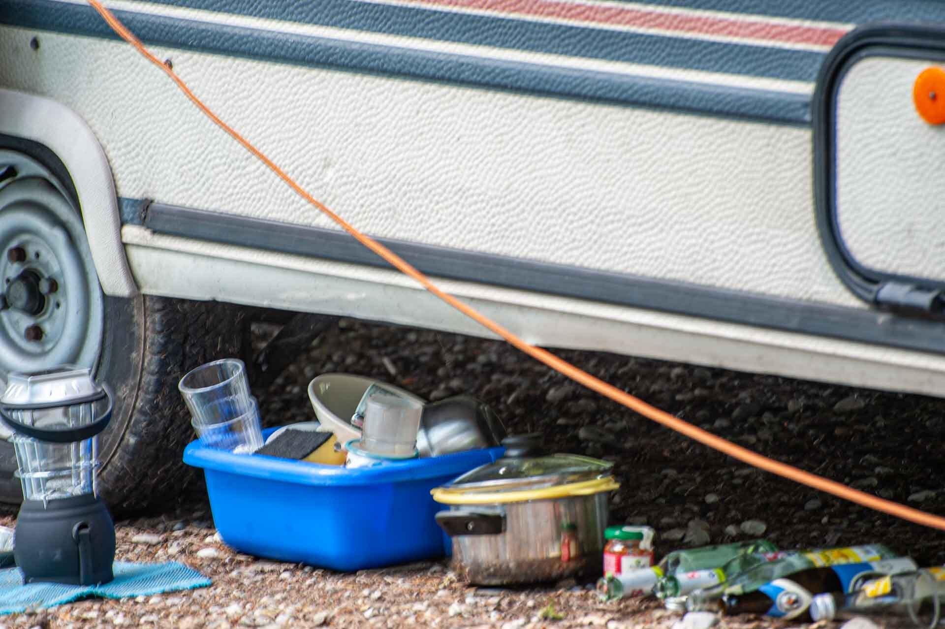 Geschirrspuler Im Wohnwagen Macht Das Sinn Einbau Tipps
