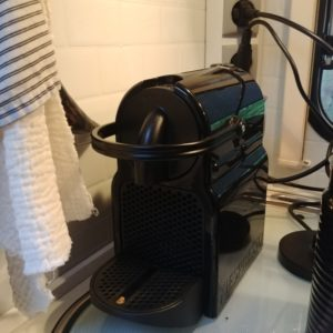 Espresso Tabs Maschine für den Wohnwagen