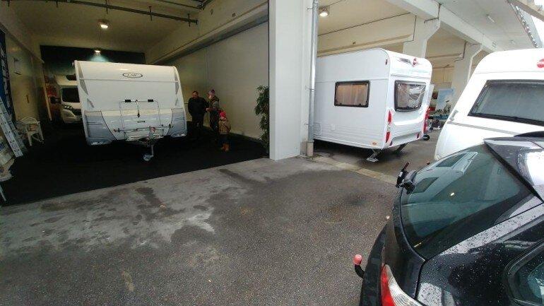 mysmallhouse.de wohnwagen camper umbau diy technik Wohnwagenkauf gespann übernahme händler vorführung