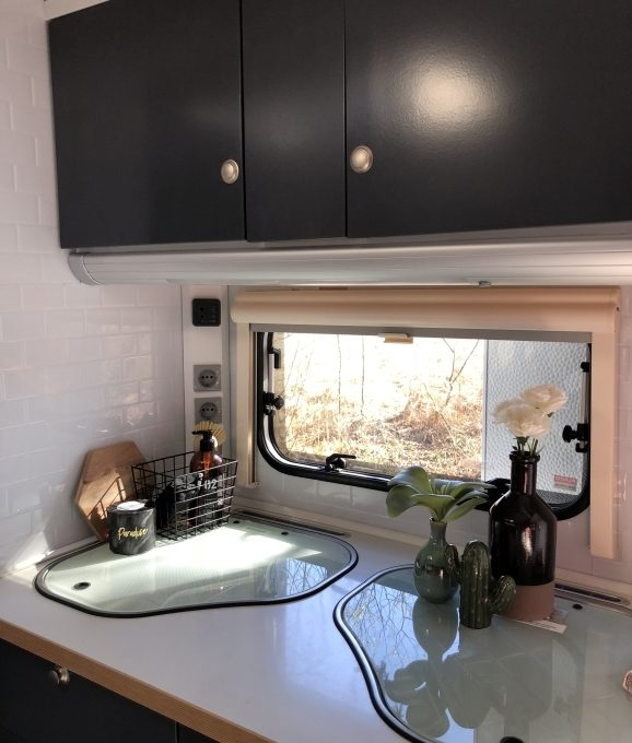 mysmallhouse.de wohnwagen camper umbau diy reisen camping schleifen streichen