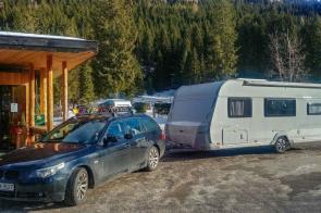 mysmallhouse.de wohnwagen camper urlaub reisen campingplatz wintercamping lmc cello 570k wintercamping gespann