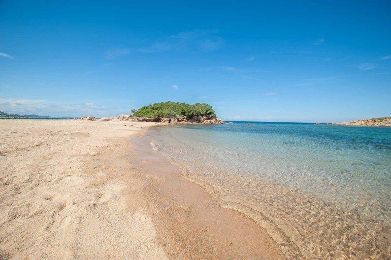 Sardinien Camping Urlaub Strand Beach Sommerurlaub Familienurlaub Insel