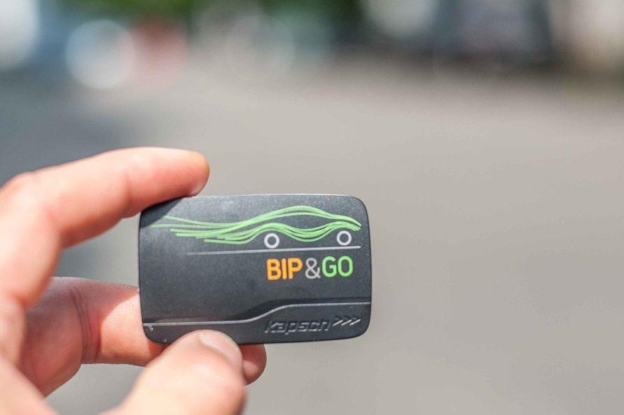 BIP&GO Badge