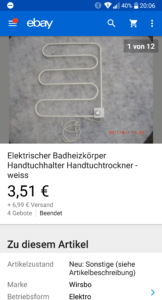 mysmallhouse.de wohnwagen camper diy bad handtuch trockner heizkörper ebay angebot