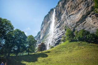 mysmallhouse de wohnwagen camper reisen camping schweiz lauterbrunnen freizeit aktivitäten wandern mtb rad tour staudacher wasserfälle