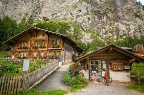 mysmallhouse de wohnwagen camper reisen camping schweiz lauterbrunnen freizeit aktivitäten mtb rad tour bio verkauf wegrand