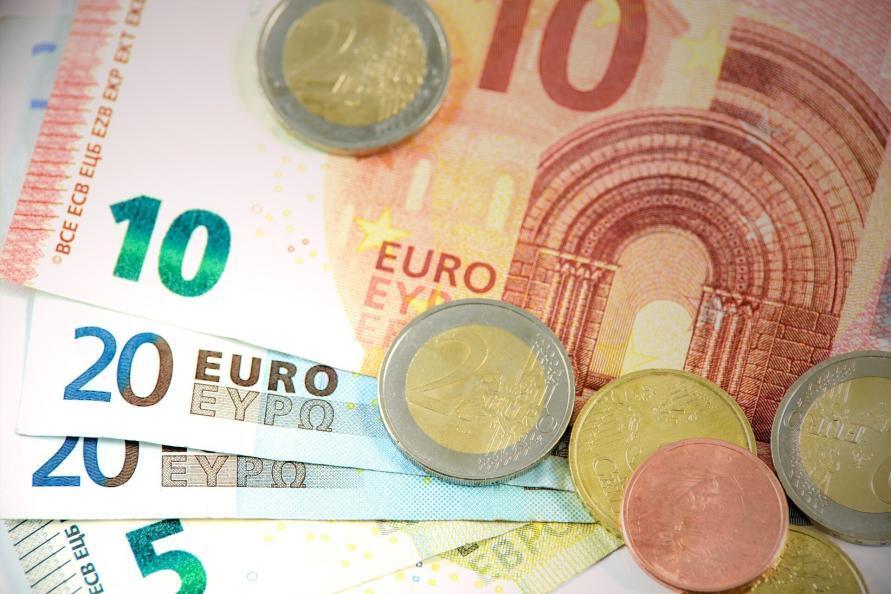 Euro Scheine und Münzen zum Umtausch in Schweizer Währung