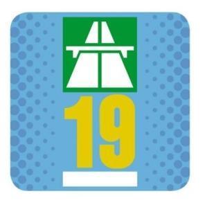 Autobahn Vignette 2019 Schweiz