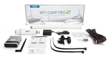 Wohnwagen Technik Einbau Wifi Modem Router Mobiles Internet Daten Alfa Network R36AH Tube U