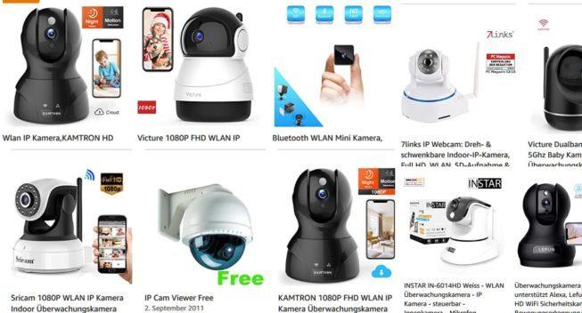 Fernüberwachung Wohnwagen IP Web Cam Sicherheit Stellplatz Camping Live Video Online Angebot