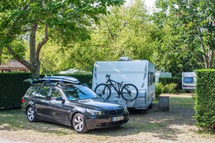 Campingplatz Tipp auf dem Weg nach Frankreich zum Atlantik für eine Zwischenübernachtung