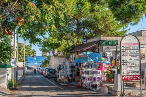 Shop in Santa Maria di Leuca - Hinterland von Salento