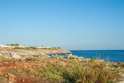 Küstenstreifen nähe Santa Maria di Leuca - Hinterland von Salento