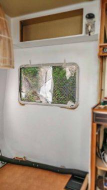 Caravan Makeover - Abkleben und Lackieren des Wohnwagen Innenraums