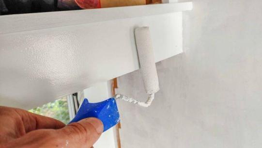 Caravan Makeover - Lackieren und Streichen des Wohnwagen Innenraums mit 2K Farbe in weiß